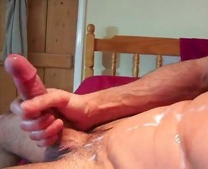 My sort trainer agreed to let him to get wanked by me for a porn video!