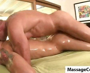 Massagecocks Massage After Sun
