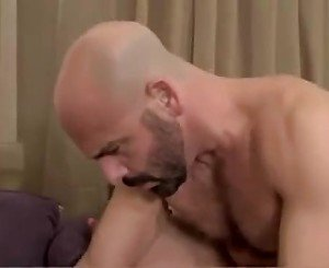 Skinny Tall Twink Fucks His Stepfather