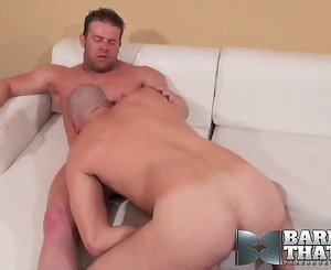 Darius & Manuel. Bareback breeding files