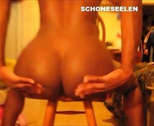 SchoneSeelen Black Booty Twerking  Stripper Compilation