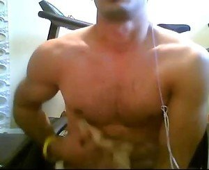 Fit Guy Cam Jerk off - GayDudeCams.com