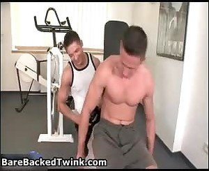 David Begua And Lucky Taylor Hoffman Homosexual Fucking And Engulfing 1 By Barebackedtwink