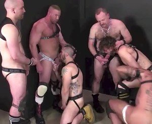 Glory Hole Fuck Fest Part2