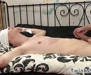 Handsome cute indian nude men gay first time rubbing his beef whistle and