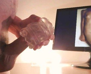 transparent fleshlight cum tribute - lenarosy