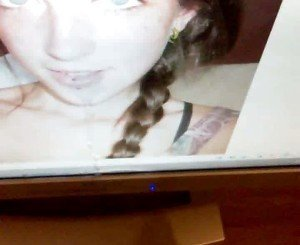 cumtribute to melissawildx