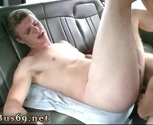 Solo male gay sex photos Young Studs Fuck On The Baitbus