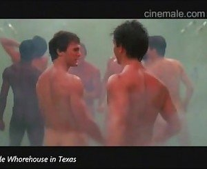 Men's shower room (part5): singing with buddies in movies (funny compil)